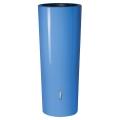 Blue Rain Barrel