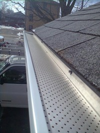 Eavestrough Repairs Amp Installation Toronto Gutter Cleaning